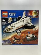 Lego City Space Mars Research Shuttle 60226 Space Shuttle Building Kit - Wlm8