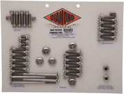 Diamond Engineering 12-point And Polished Stainless Engine Kits Pb672s
