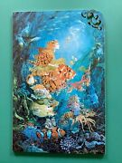 Stave Puzzle Fantasies Of The Sea 335 Pieces Excellent Condition