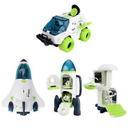 Space Toy Vehicles Playsets Aviation Model Birthday Gifts For Boys And Girls