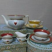 Scrapped Products Difficult To Obtain Wedgwood Queen Of Hearts Yellow Ribbon