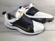 Nike Golf Tour Premiere Fastfit Thunder Blue A02241-102 Size 9 Rear Vtg Used