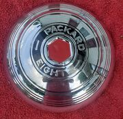 Dog Dish Vintage Packard Hub Cap Use Or Wall Hang In Man Cave See Pictures