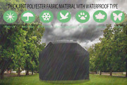 Waterproof Bbq Cover Durable Barbecue Gas Grills Covers Outback Rainproof Bk
