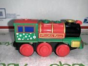 Lionel Snowflake Express Train Engine 1999 Vintage Learning Curve