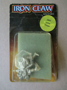 D14c42 Blister Jump Troops Iron Claw Warhammer 40000 W40k Damaged