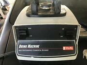 Vitamix Drink Machine-works On High Speed Only So Selling For Repair Or Parts