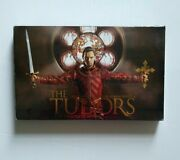 The Tudors The Complete Series Dvd, 2010, 15-disc Set Brand New Sealed