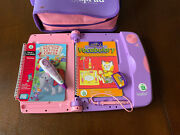 Leap Frog Leap Pad Educational Learning System 1st Edition 2001 Tested Tag Pen