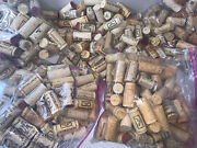 Wine Corks Used 1000 Great For Arts And Crafts Games Coasters Diy Free Ship