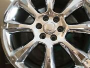 Andnbspset Of 4 Genuine Gm Cadillac Escalade Wheels With Center Caps And Lug Nuts.andnbsp