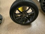 2021 18 Tesla Model 3 Factory Oem Tires Rims Tpms Caps And Lug Covers