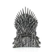 Royal Selangor Game Of Thrones Collection Pewter Iron Throne Phone Cradle Gift