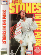 The Rolling Stones In Park Spanish Vhs / Mick Jagger - Richards