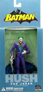 Dc Direct Hush The Joker - Designed By Jim Lee Actionfigure 6 Inch / Ca.16 Cm