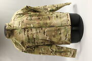 Military Wild Things Lightweight Soft Shell Jacket - Multicam - Large - Used