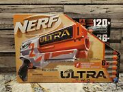 Nerf Ultra Two Motorized Blaster With Fast-back Reloading Toy Gun New