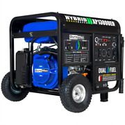 Duromax Portable Generator 13000/10500w Auto Idle Control Replaceable Battery