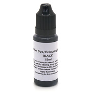 Black Leather Dye For Honda Saddle Seat Repair Colouring Stain Paint