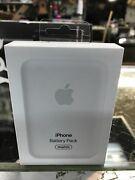 Brand New Sealed Original Apple Magsafe Battery Pack - White Mjwy3am/a