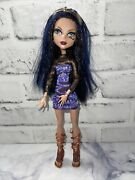 Cleo De Nile Boo York Comet Crossed Couple Monster High Doll