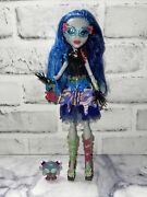 Ghoulia Yelps Sweet Screams Monster High Doll - Almost Complete
