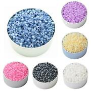 400pcs 3mm Czech Glass Beads Jewelry Spacer Loose Round Making Lot