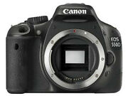 Canon Eos 550d Digital Slr Camera Body Only New