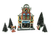 Scottie's Toy Shop 58871 Dept 56 Christmas In The City Exclusive Gift Set 10