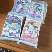 Toei Video At That Time Sailor Moon Sets With Gift
