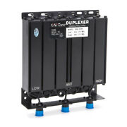 Uhf 400-470mhz 50w Duplexer With Pre-tuned Low Frequency For Radio Repeater