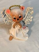 Annalee 6 Nativity Angel Mouse Brown Body