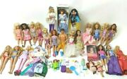 26 Vintage And Modern Barbies Ken Kids Baby W/clothes/accessories Mixed 70s/80s/90