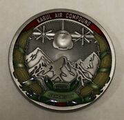 Central Intelligence Agency Cia Kabul Air Compound Afghanistan Challenge Coin