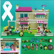 Lego Friends 3315 Olivia's House 99 Complete W/ Manuals 2012 Retired
