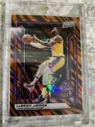 Lebron James Tiger Stripe Prizm Sweet Card Super Rare Iandrsquove Only Seen Two Ever