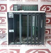 Triconex 8110 Chassis High Density Main 10a 120vdc Used