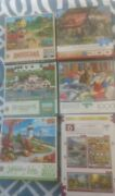 Lot Of 11 Jigsaw Puzzles, 200 300 500 1000 Master Pieces. Six Different Boxes