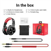Oneodio A71 Wired Headphones Over Ear Headset Mic Stereo Sounds Earphones Dj New