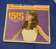 Sealed T100 Isis Isis Tv Show Joanna Cameron View-master 3 Reels Packet Set
