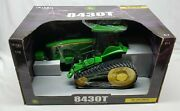 John Deere 8430t Tractor With Tracks Collector Edition 1/16 Scale By Ertl