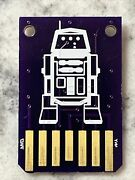 Astromech Personality Chip - R Sounds W/leiaand039s Message Droid Depot Galaxyand039s Edge