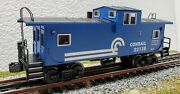 Lionel O-scale Conrail Extended Vision Caboose W/operating Smoke Stack-brand New