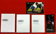 2021 Audi A8 Owners Manual Set W/navigation Owner's Operator's Manual A8 L S8 L