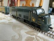 Cnj Dr-4-4-1500 A And B Units Digitrax Dcc + Sound Overland Brass Models 6397.1