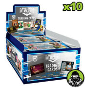 Nrl 2021 Rugby League - Elite Trading Cards Box Sealed Case 10ct | Tla New