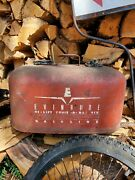 Vintage Evinrude Hi Lift Cruise A Day 6 Gallon Gas Boat Can