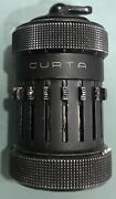 Curta Type I Mechanical Calculator Distance Gauges For The German Army