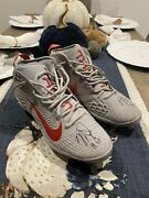 Mike Trout Signed Game Used Cleats