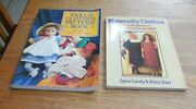 Maternity Clothes / Doll Clothes Pattern Books Lot Of 2